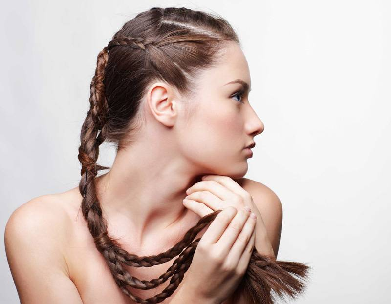Трендовые прически для длинных волос