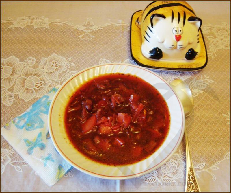 рецепт первых блюд из курицы с фото