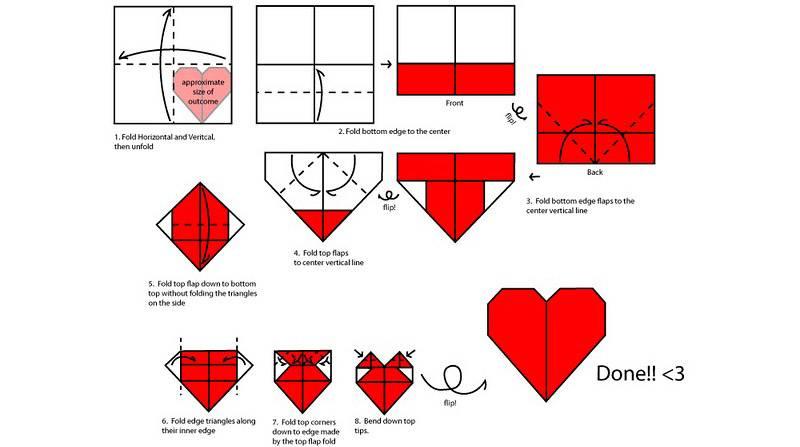 Hand-made: подари любимому сердечко