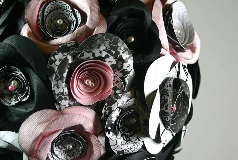 Необыкновенные цветы своими руками