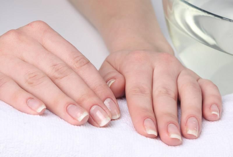 Маски для ногтей в домашних условиях
