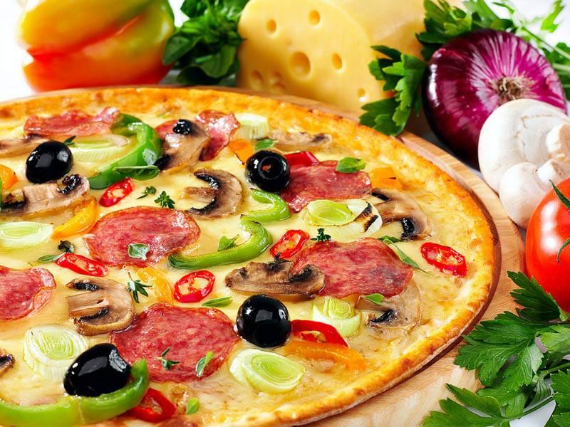 Что мы знаем о пицце?