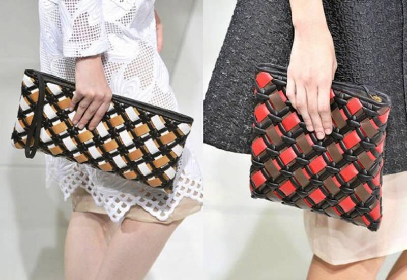 Плетеные сумки своими руками фото
