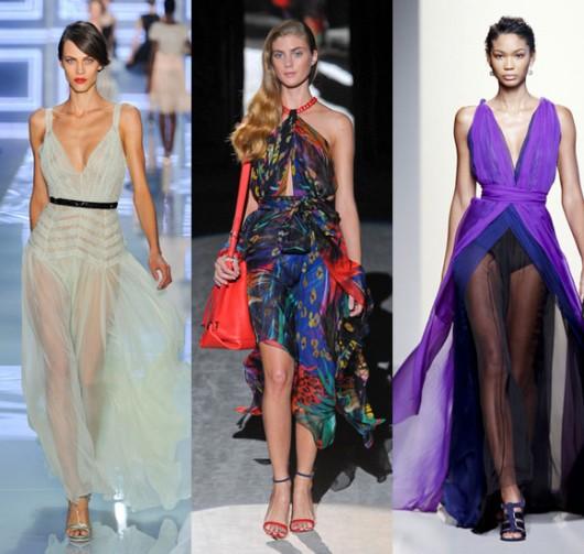 модные пляжные платья.