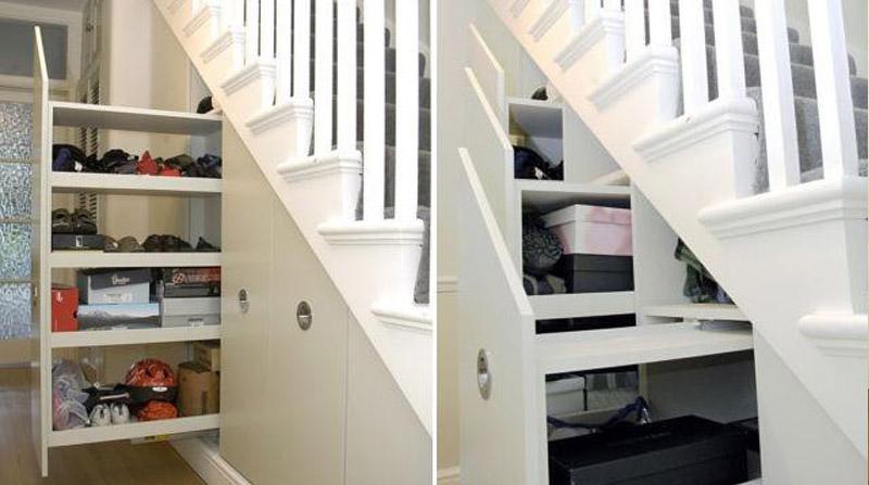 Потайной шкафчик в твоём доме