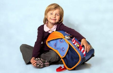 Школа родителей первоклассников: выбираем ранец