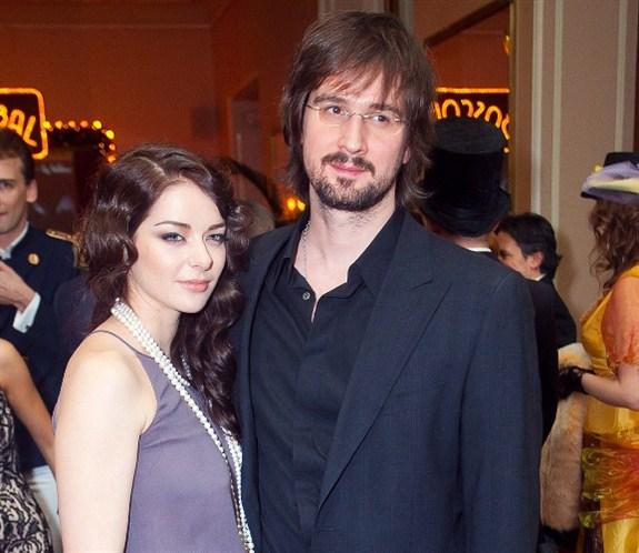 Марина Александрова и Андрей Болтенко впервые стали родителями