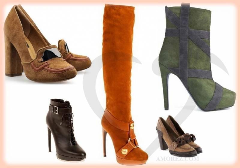 Модная обувь сезона осень зима 2012 2013