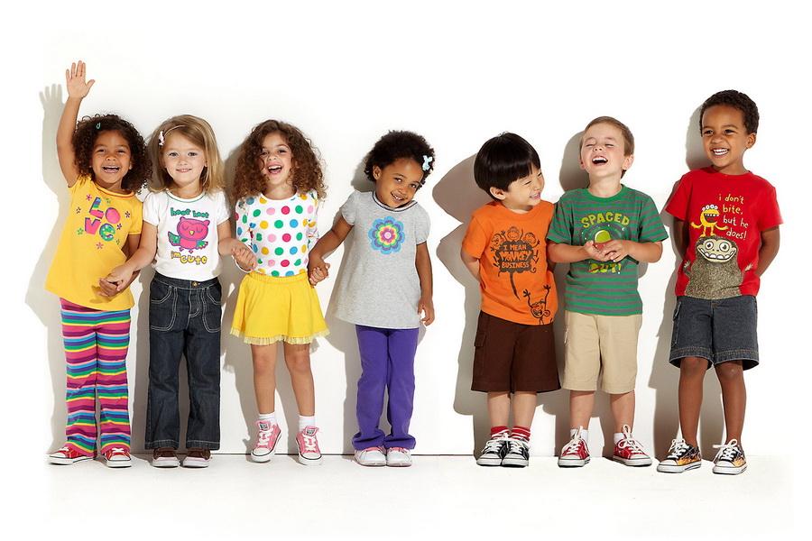 13100c57b808 Детская одежда - выбираем правильно