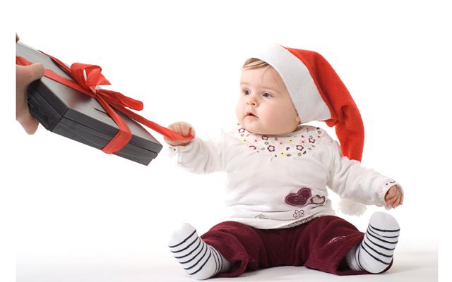Подарки от малышей 9