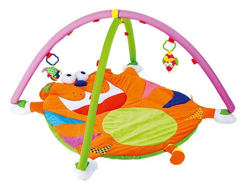 10 лучших игрушек для малышей до года