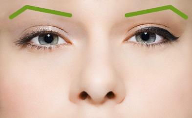 Как брови меняют внешность