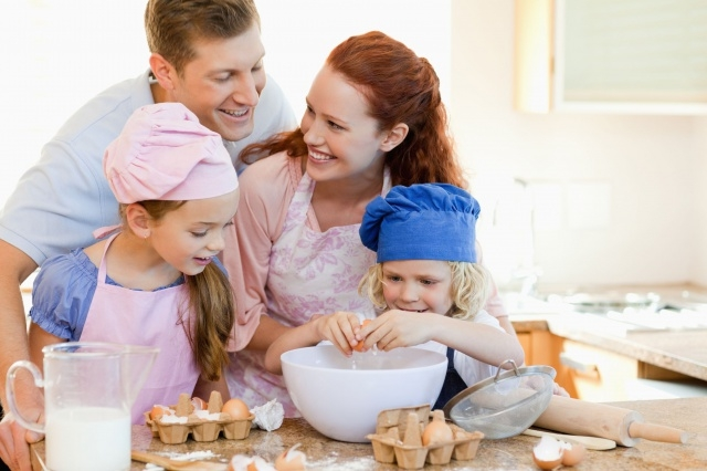 Как приучить ребенка кушать полезную пищу?
