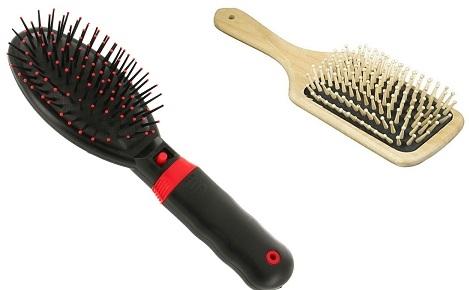 Расчески и расчесывание волос