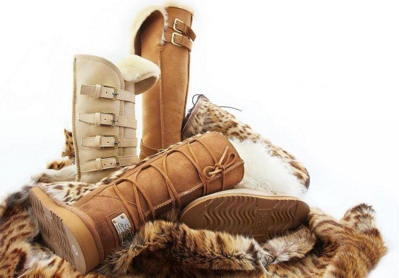 Зимняя обувь и ее виды
