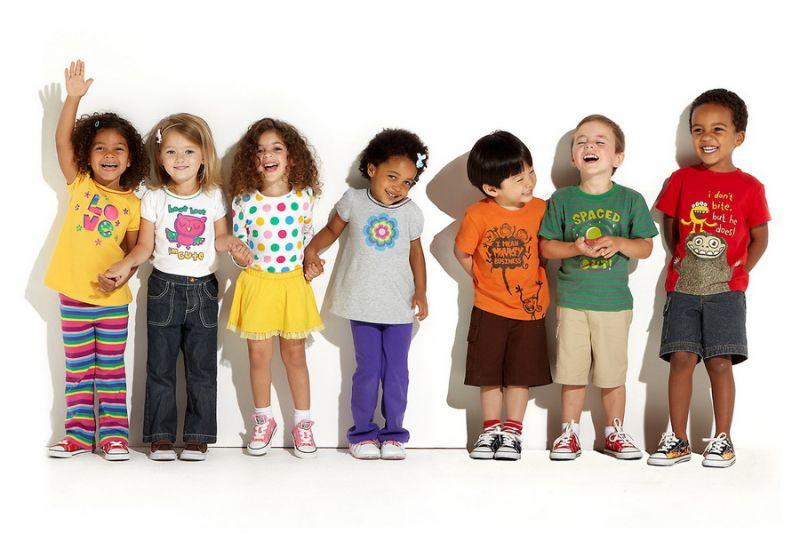 Детская одежда - выбираем правильно