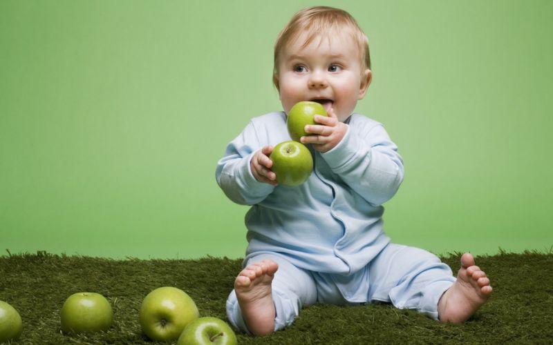 Составляющие здоровья ребенка
