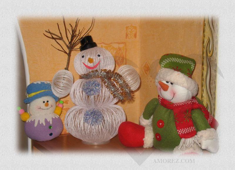 Новогодние украшения из бумаги с ребенком