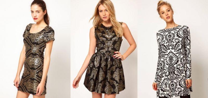 Модные платья сезона
