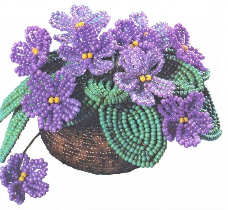 Бисероплетение - искусство, доступное каждой женщине