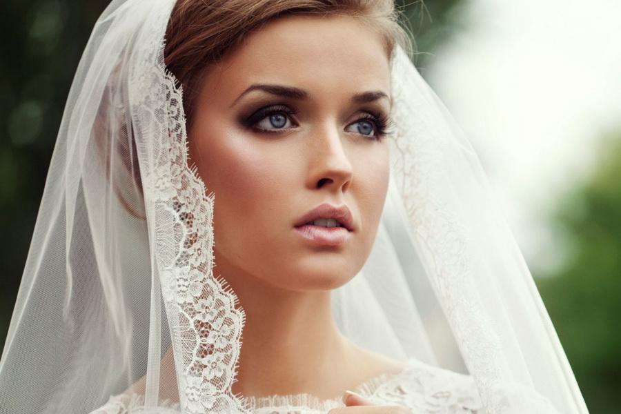 Свадебная макияж своими руками