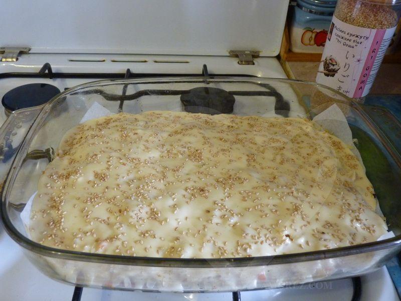 Пошаговый пирогов с капустой с фото