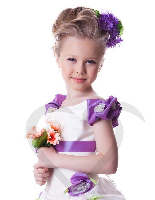 Детские платья на выпускной в саду 2014