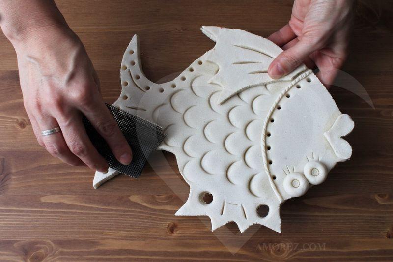 Рыбки из соленого теста своими руками пошаговая инструкция фото 41
