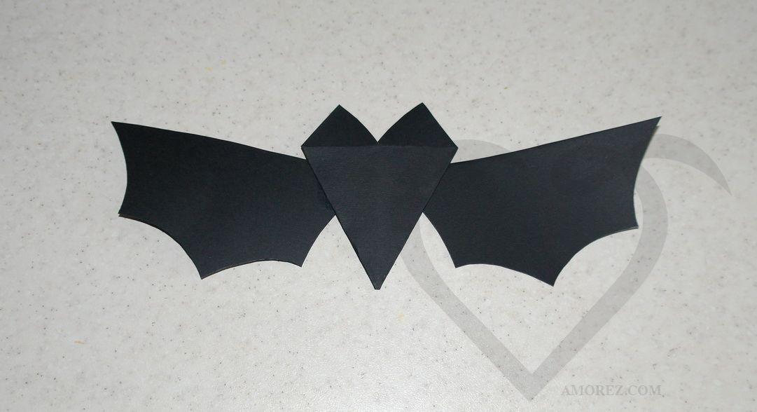 Поделки к хэллоуину своими руками из бумаги 861