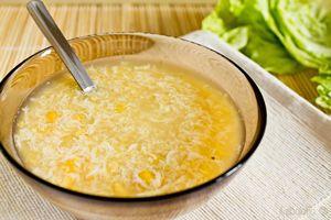 Суп из кукурузы для похудения