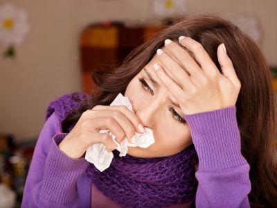 Боремся с простудой народными методами