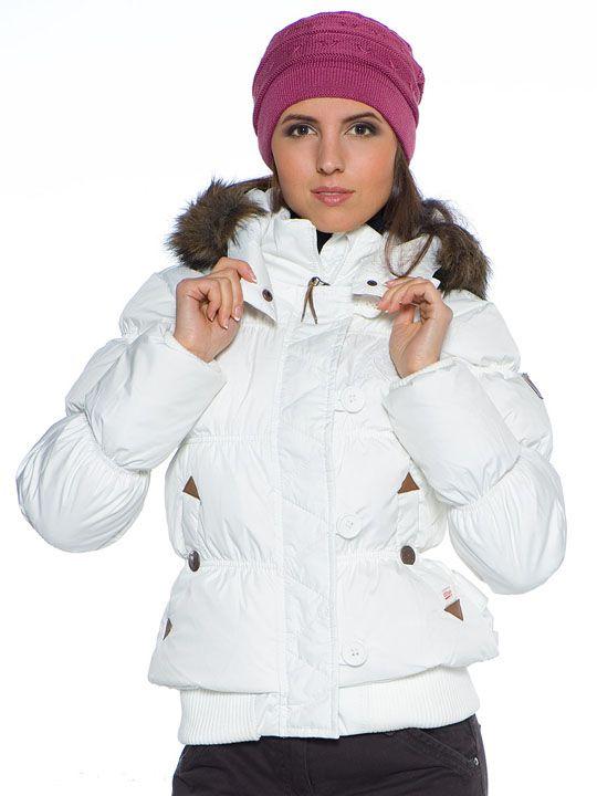 Модные женские пуховики осень-зима 2013-2014 - это огромное количество