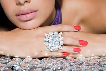Как выбрать кольцо с камнем