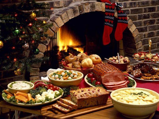 Новогоднее меню 2014. Сервировка праздничного стола на Новый год 2014