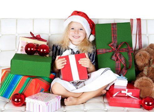 Что подарить на Новый 2014 год ребенку