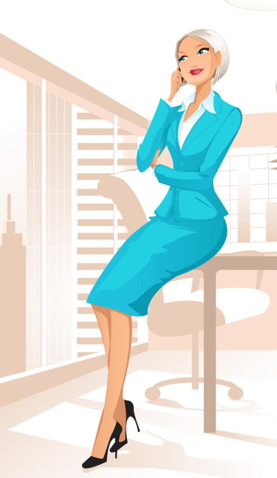 'Женский' офис. Секреты стиля