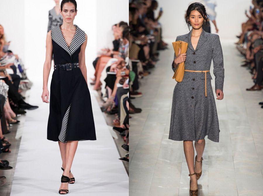 Модная деловая одежда весна-лето 2014 - деловая мода 2014 5e3c5456832