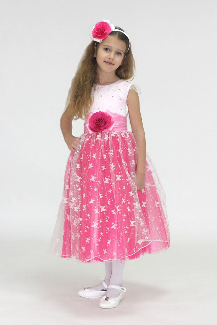 Платье для девочки на утренник в садике