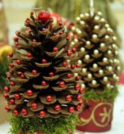 Поделки к новому году своими руками елка