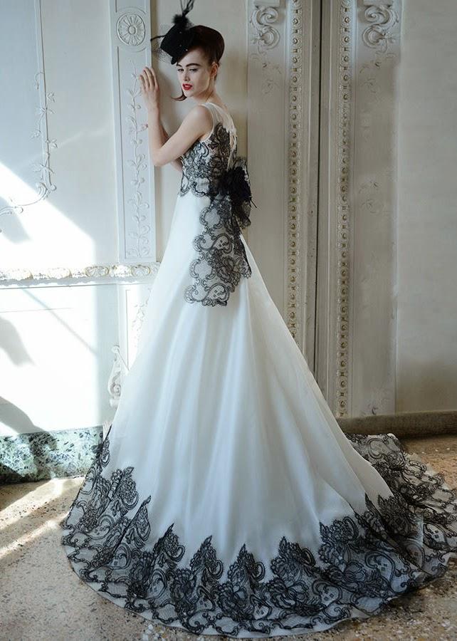 Свадебная мода 2015. Свадебные платья 2015. Фото