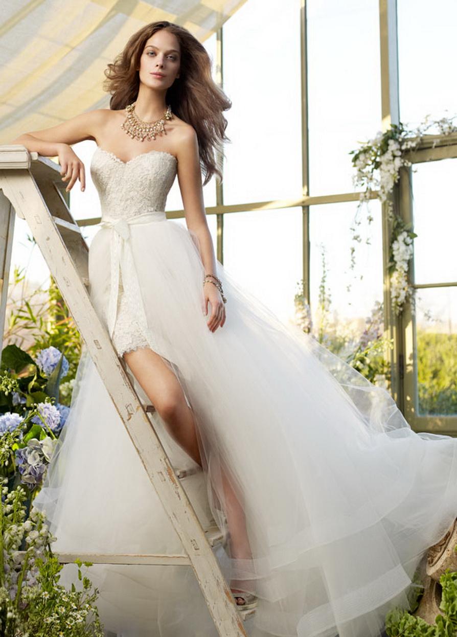 Что у невест под юбками 8 фотография