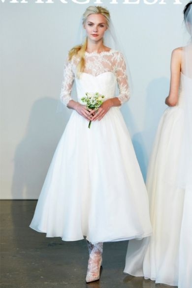 Свадебная мода 2014: тренды и лучшие